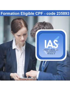 Intermédiaire en Assurance - Niveau II (Livret de formation ORIAS)