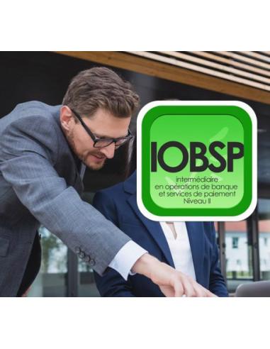 Livret de formation complémentaire IOBSP 40H: Obtention du statut IOBSP II (cumul statut IOBSP III et formation)