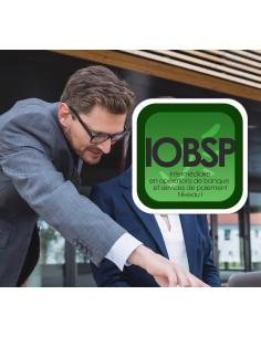 Livret de formation complémentaire IOBSP 40H: Obtention du statut IOBSP I