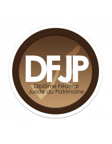 Diplôme Fédéral de Juriste du Patrimoine