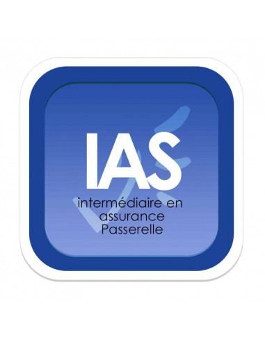Intermédiaire en Assurance - PASSERELLE (Livret de formation ORIAS)